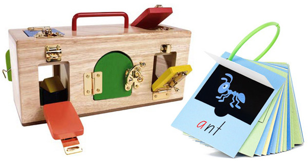Classic Baby educational toys