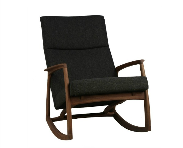 i remember a time when rocking chairs were reserved for nurseries and nursing homes alone but thankfully the advent of stylish furniture that thinks - Nursing Rocking Chair