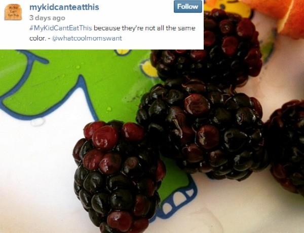 kid cant eat berries 1