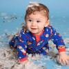 Linky Luna onesie children's winter pyjamas for a super snug sleep!