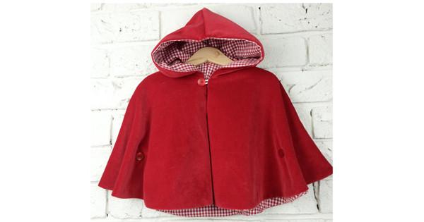 red-child-cape