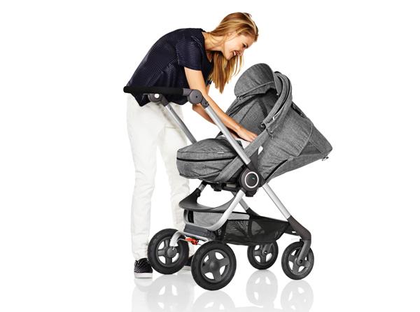 Update Stokke Scoot Stroller Gets An Upgrade
