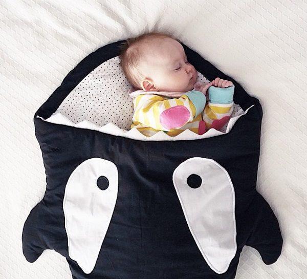 Baby Bites Sleeping Bag
