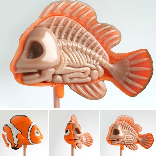 Bones fish