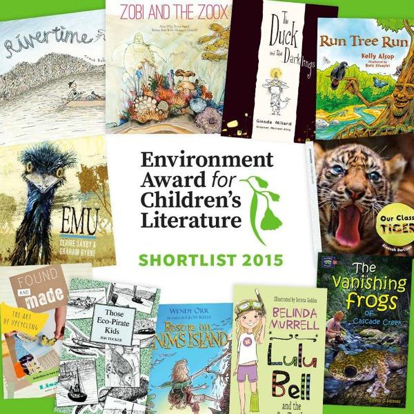Childrens Award Shortlist