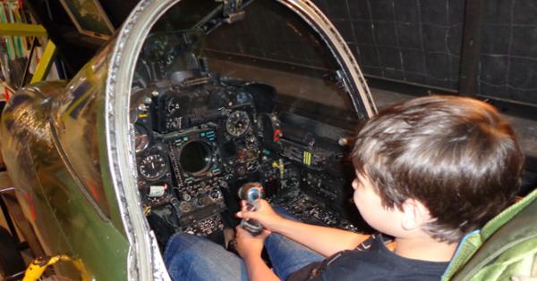 Fighterworld Cockpit