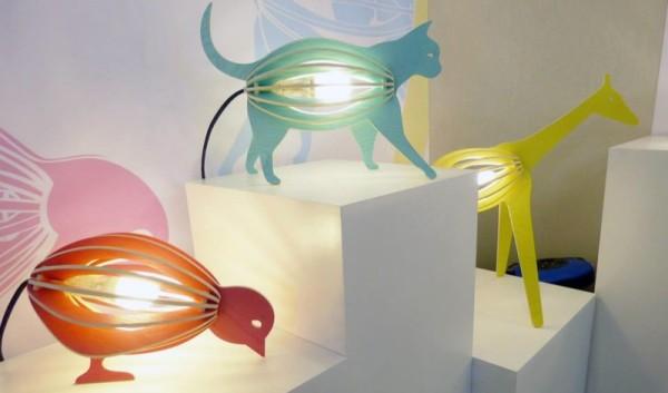 Gone's Zooo Animal Lamp - stylish design with a DIY twist on diy lampshade, diy bed, diy wall art, diy lego bathroom, diy table, diy easy things to make with household items, diy curtains, diy bearing, diy garden, diy bedroom, diy couch, diy camera, diy desk, diy projects, diy decor, diy candle holders, diy phone, diy chandelier, diy glow stick, diy light,