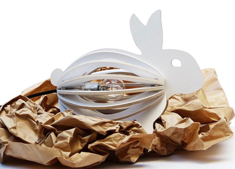 Gone's Zooo Animal Lamp - stylish design with a DIY twist