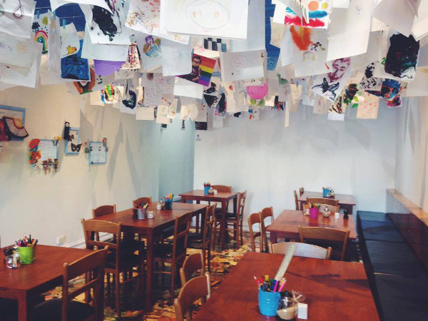 Crafternoon cafe