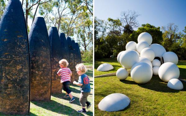 McClelland Sculpture Park