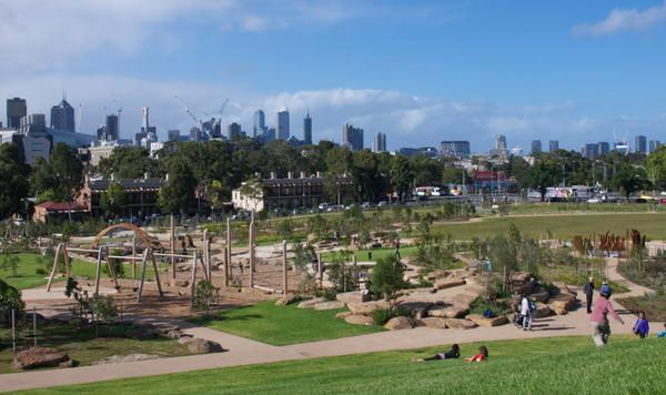 Royal Park Nature Play