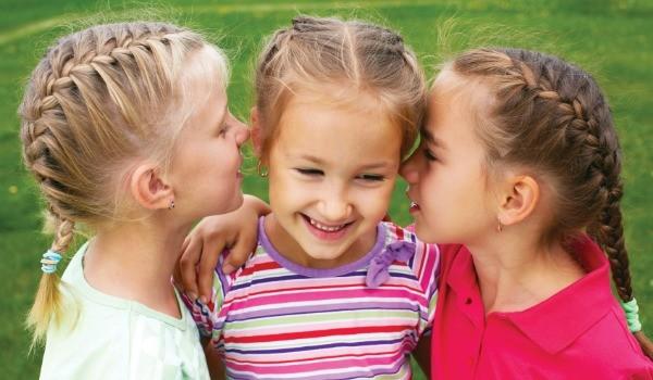 Raising girls three