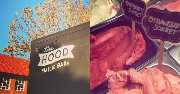 The Hood Milkbar