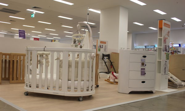 Walking Into The Alexandria Baby Kingdom Store Is Like Attending A Trade  Show. Products Are Displayed Beautifully, To Show Off Their Full Potential,  ...
