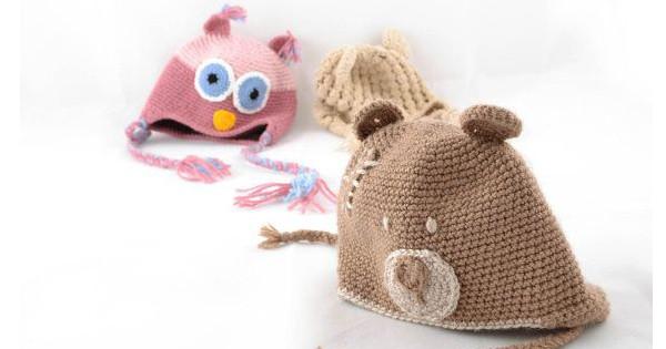 bear-&owl-hats