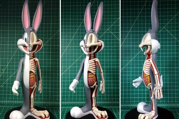 bones bugs bunny