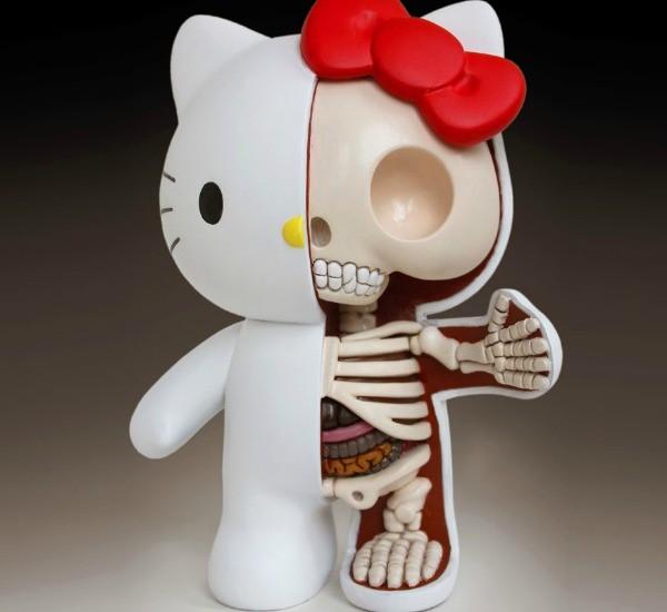 bones kitty