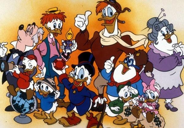 tv show duck tales