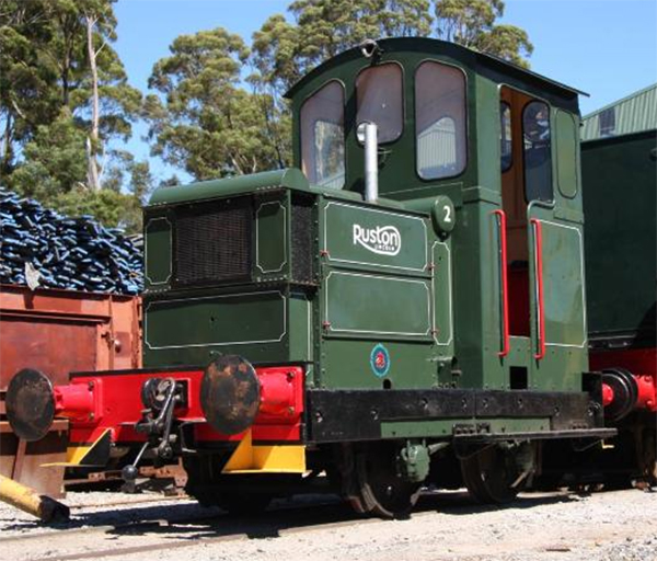 Don River Railway Museum