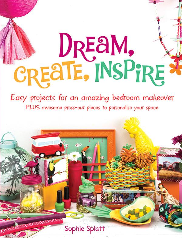 Dream Create Inspire Cover