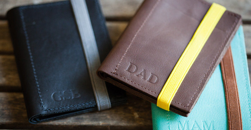 Fathers Day Etsy Wallet