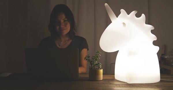 Giant Unicorn Lamp_3