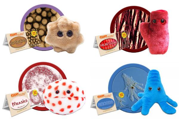 Giant Microbe Toys 24