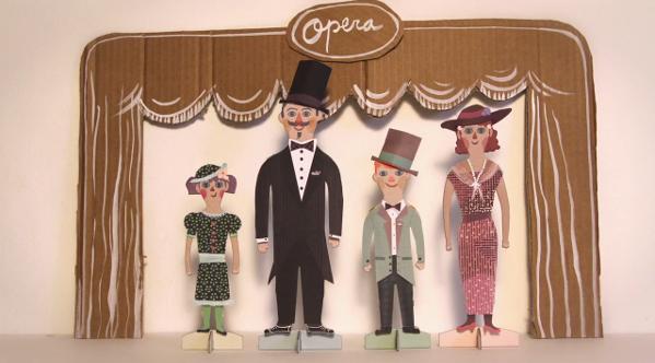 Londji paper family