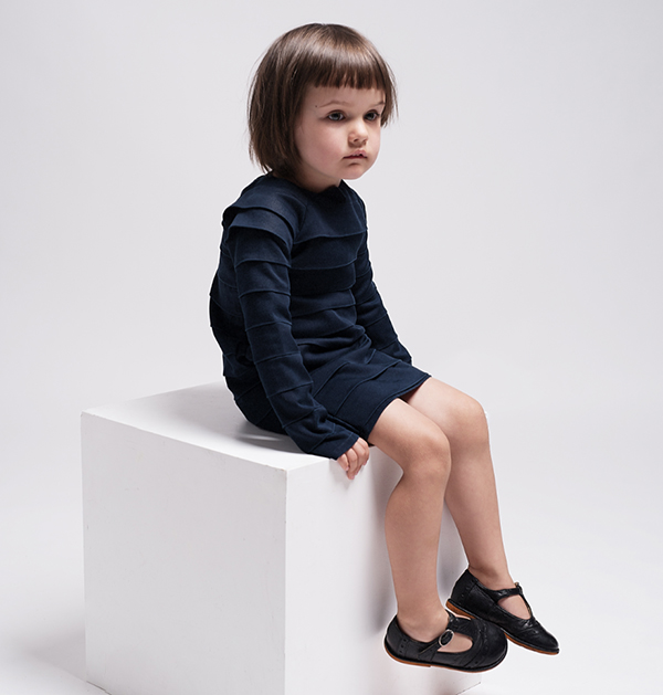 Mummymoon navy dress
