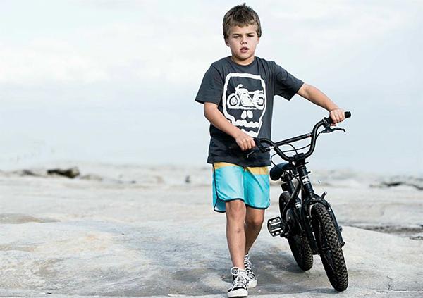 Munster Kids BMX
