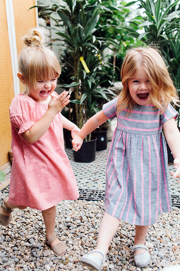 Muny two girls