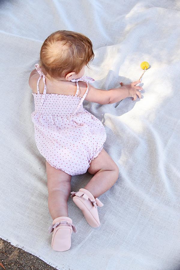 Peggy Baby Romper