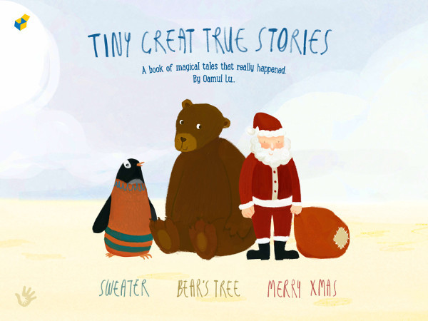 Tiny Great True Stories