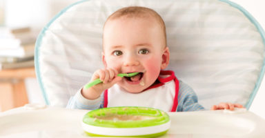 A parent's guide to the nutrition essentials for little eaters