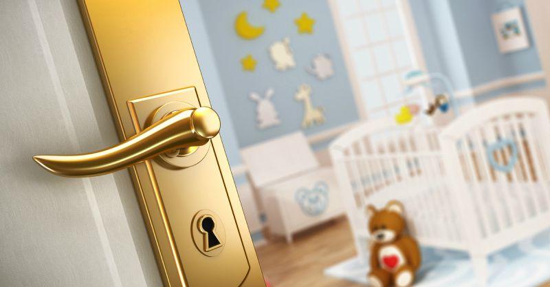 Kinderzimmer originell gestalten