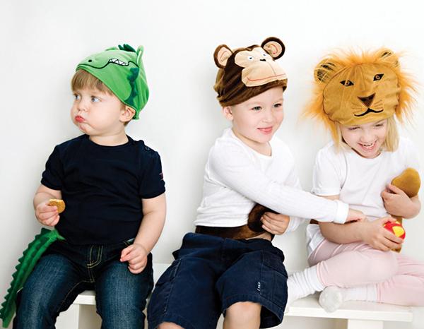 oskar & ellen Animal Dress-up