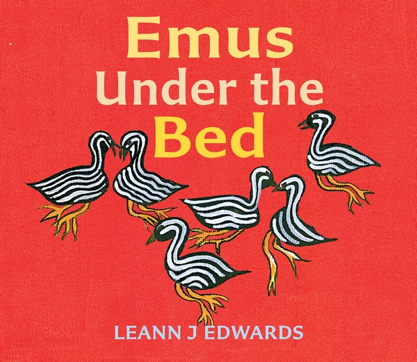 Emus Under the Bed | APPROVED FRONT COVER (11 March 2014)