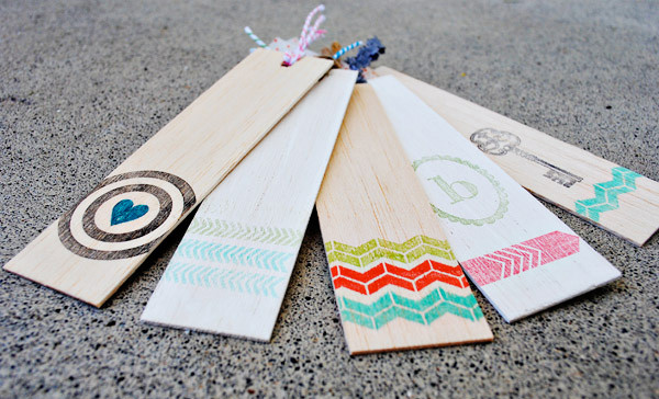 Fathers-Day-DIY-Wooden-Bookmarks