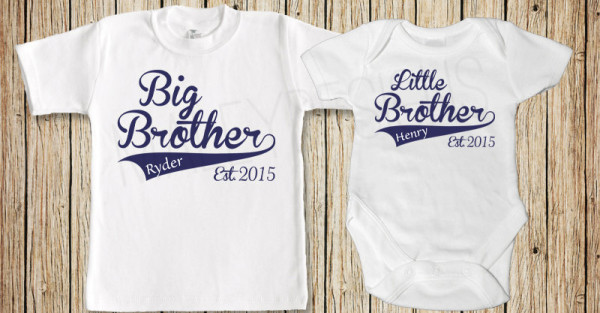 big brother little brother tshirts