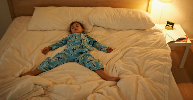 Ways to get your kids to stay in their own beds all night ...