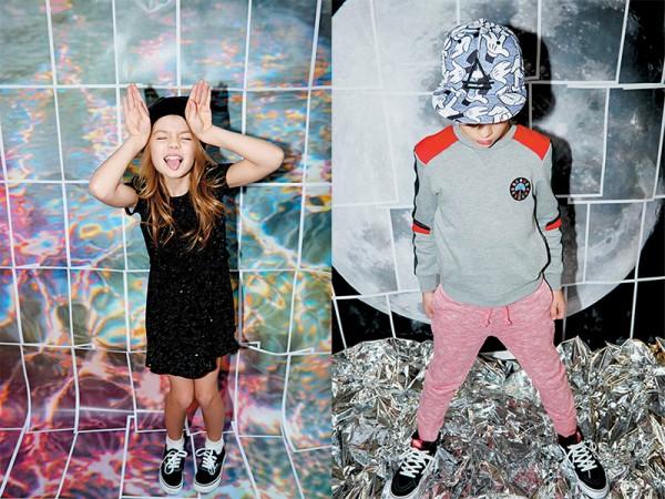 Little ElevenParis Girl Boy