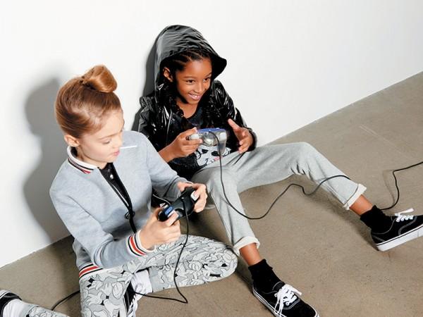 Little ElevenParis Video games