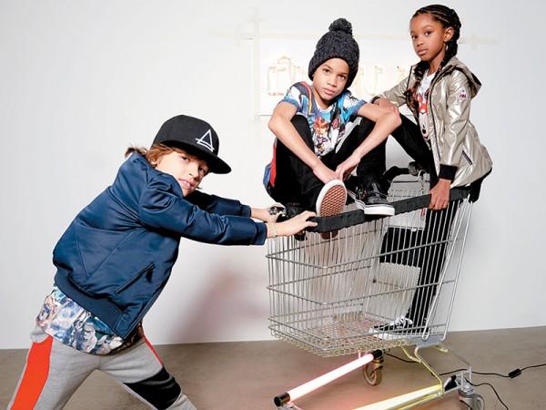 Little ElevenParis Shopping Trolley