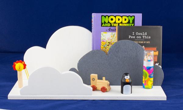 Cloud Shelf books