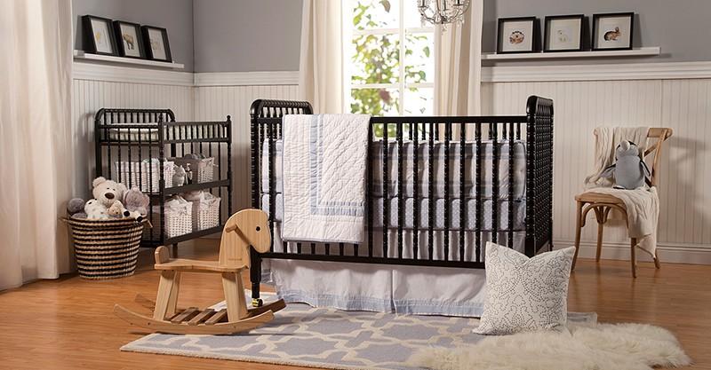 Da Vinci Baby Jenny Lind Ebony crib