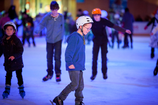 Medibank Icehouse - school holidays (2)