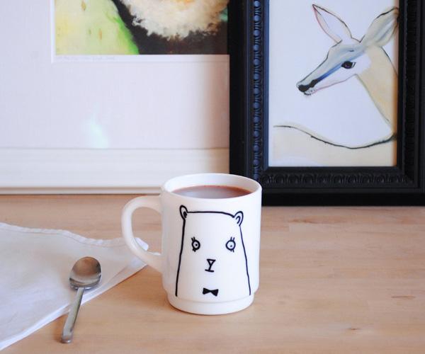 Mer-Mag-Bear-Cup
