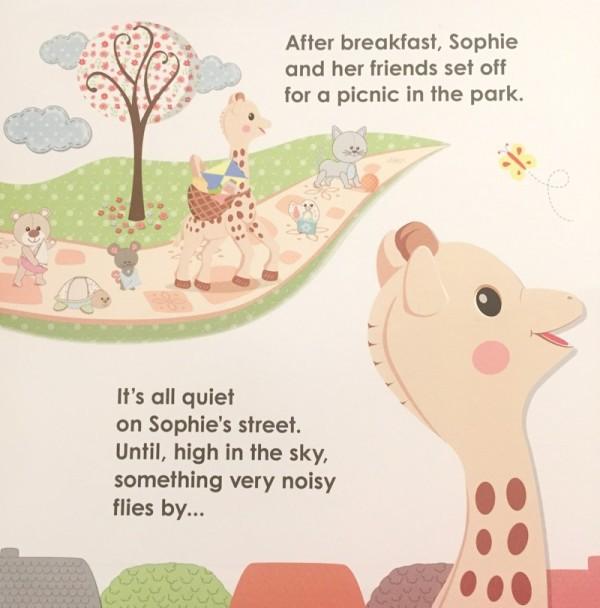 Sophie's Big Noisy Book