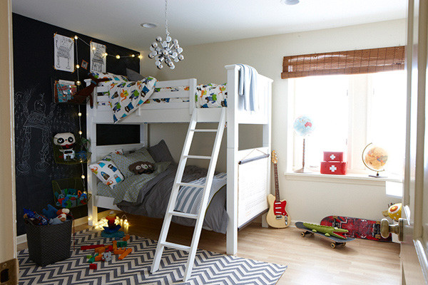 Amazing Shared Bedrooms For Children When Every Night Is