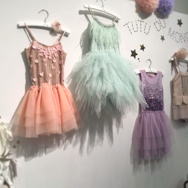 Tutu Dumonde dress